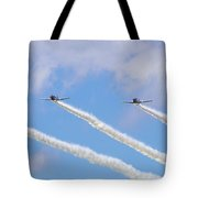 Military Planes Tote Bag