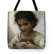 Milk Soup Tote Bag