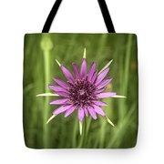 Milkweed Flower Tote Bag