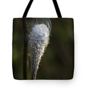 Milkweed In Autumn Tote Bag