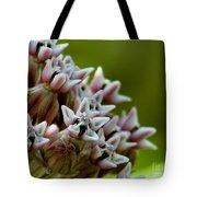 Milkweed Pink Tote Bag