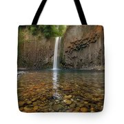 Milky Reflection Tote Bag