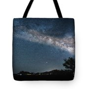 Milky Way 1 Tote Bag