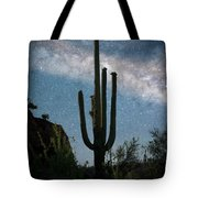 Milky Way 2 Tote Bag