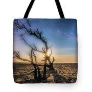 Milky Way Dream Tote Bag