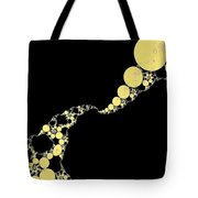 Milky Way Galaxy Tote Bag