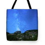 Milky Way Vi Tote Bag