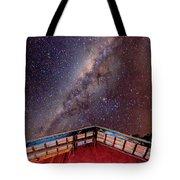 Milkyway Tote Bag by Fabio Giannini