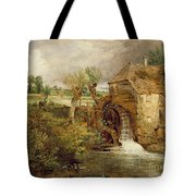 Mill At Gillingham - Dorset Tote Bag by John Constable