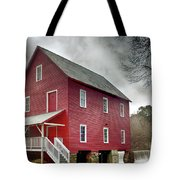 Mill At Whitewater Cree Tote Bag