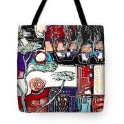 Mill Avenue Tote Bag