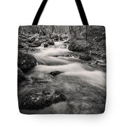 Mill Creek Monochrome Tote Bag