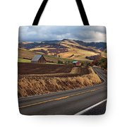 Mill Creek Rd Tote Bag