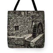 Mill Creek Water Wheel Tote Bag