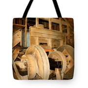 Mill Mechanism Tote Bag