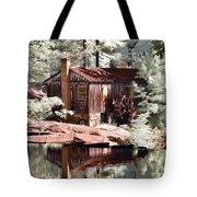 Mill Pond Dreamscape Tote Bag