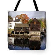 Mill Reflections Tote Bag