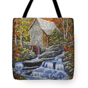 Mill Scene 03 Tote Bag