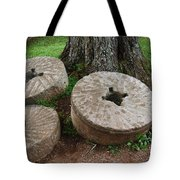 Mill Stone Tote Bag