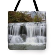 Mill Waterfall Tote Bag