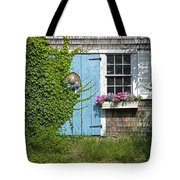 Mill Way Scene Tote Bag
