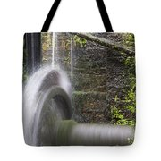 Mill Wheel Tote Bag by Stefano Piccini