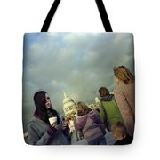 Millenium Bridge Tote Bag