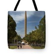 Millennium Monument Tote Bag