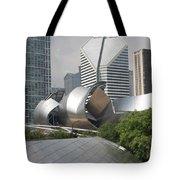 Millennium View Tote Bag