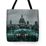 Millennium X St Paul's Tote Bag