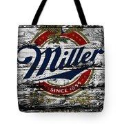 Miller Beer 5b Tote Bag