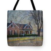 Miller-seabaugh House  Tote Bag