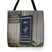Miller Stable Tote Bag
