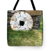 Milling Wheel Tote Bag