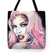Million Dollar Babe Tote Bag