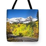 Million Dollar Highway Tote Bag