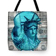 Million Dollar Pile Tote Bag