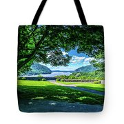Million Dollar View From West Point Military Academy Tote Bag