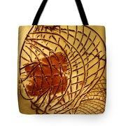 Milos Return - Tile Tote Bag