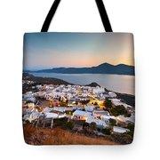 milos 'XLIV Tote Bag