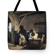 Milton Visiting Galileo Tote Bag