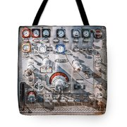 Milwaukee Fire Department Engine 27 Tote Bag