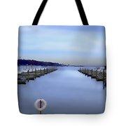 Milwaukee Marina November 2015 Tote Bag