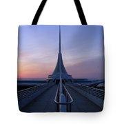Milwaukee Sunrise 4 Tote Bag