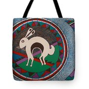 Mimbres Inspired #9a Tote Bag