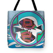Mimbres Inspired #3a Tote Bag