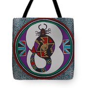 Mimbres Inspired #8a Tote Bag