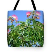 Mimosas In The Sky Tote Bag