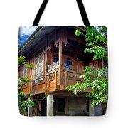 Minahasa Traditional Home 2 Tote Bag