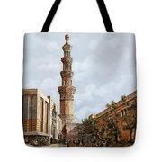Minareto E Mercato Tote Bag